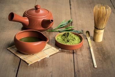 Grüntee-Extrakt mehr als nur Tee