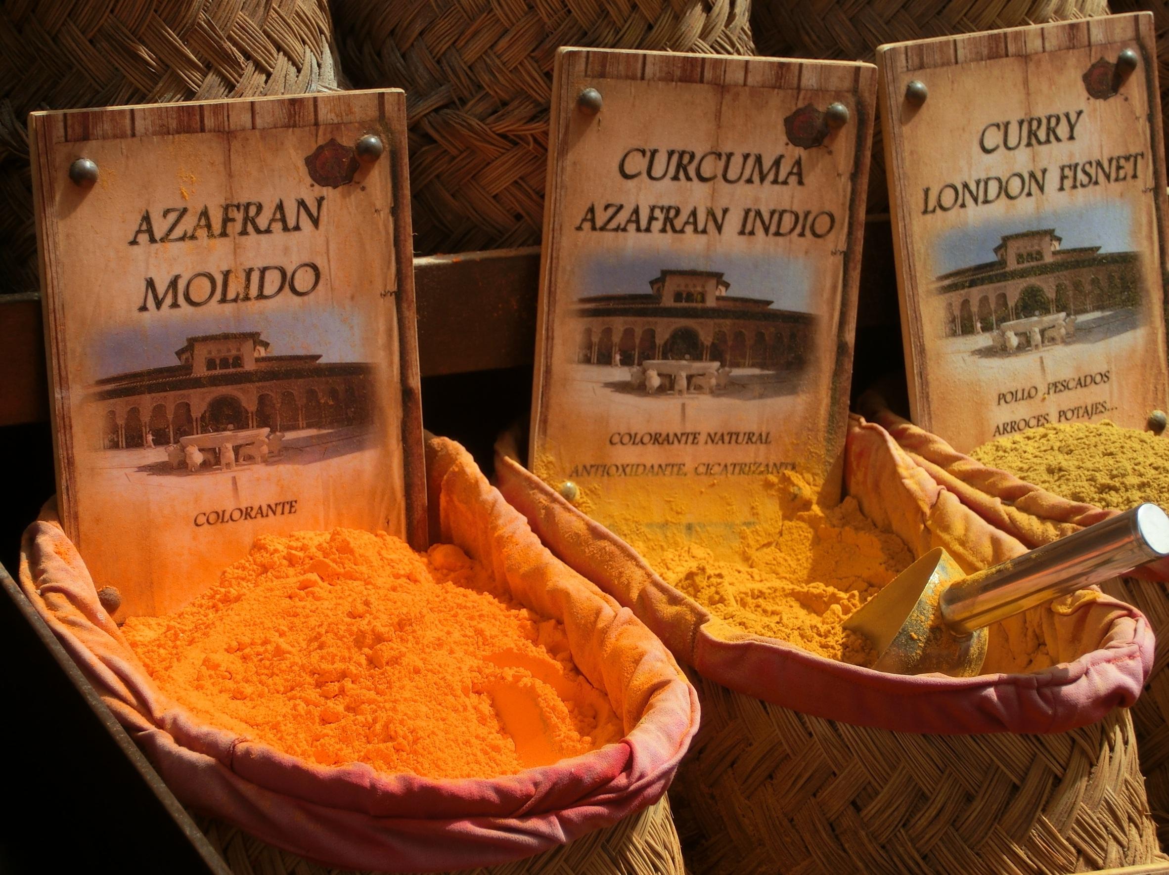 Curcuma - viel mehr als nur ein Gewürz!