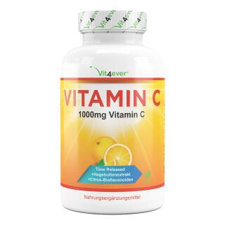 Vitamin C 365 - 1000mg - Time Release - 365 Tabletten