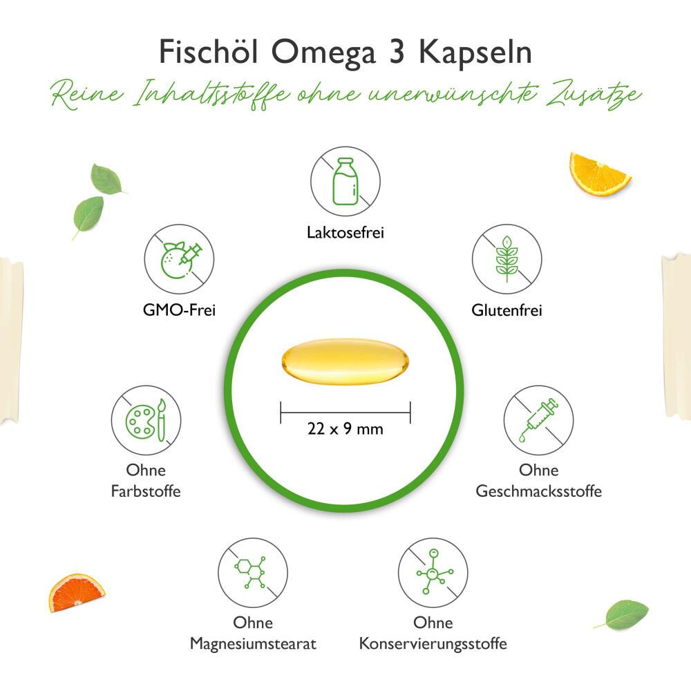 omega 3 fischöl kapseln abnehmen
