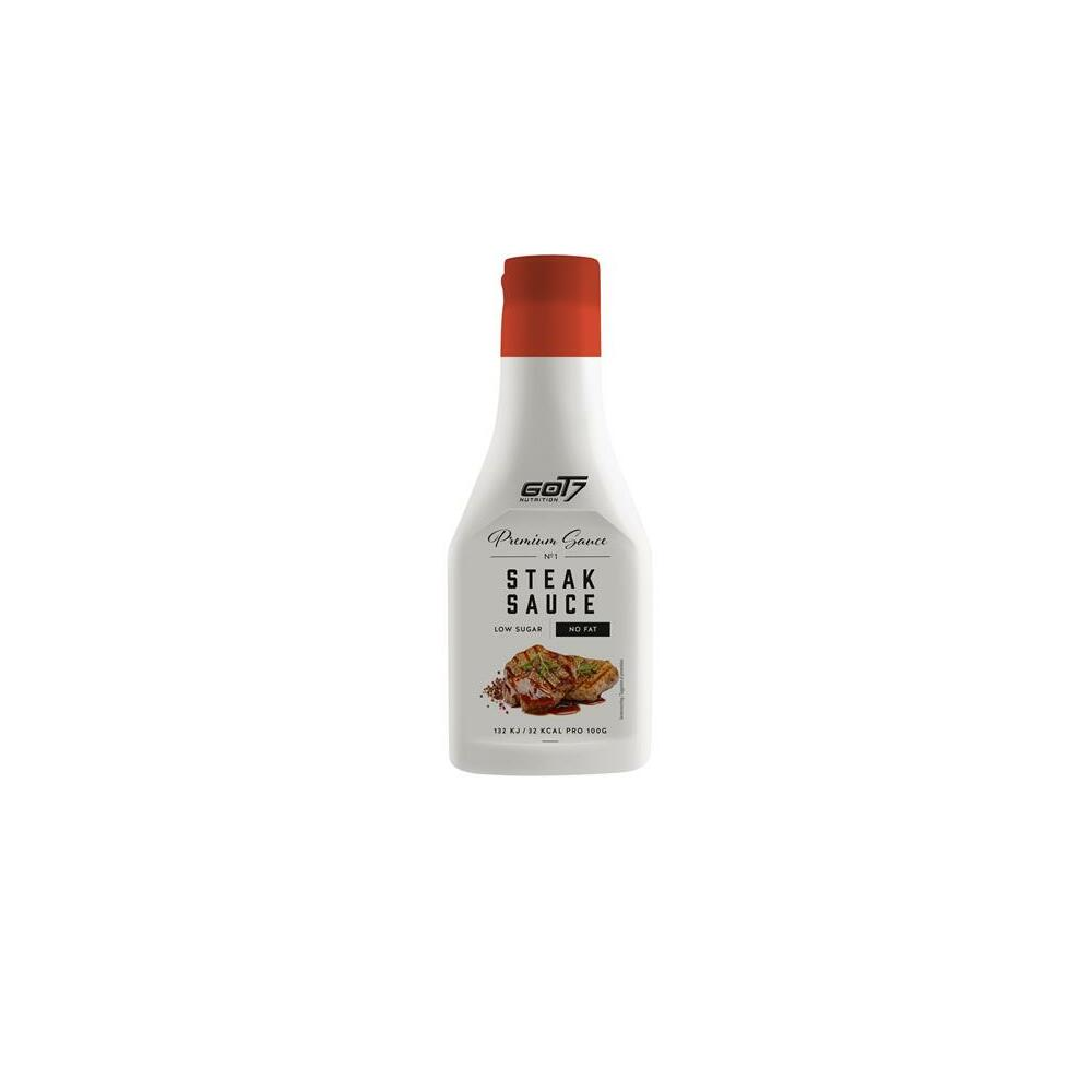 GOT7 Premium Sauce (285 ml) - Steak Sauce (vegan)
