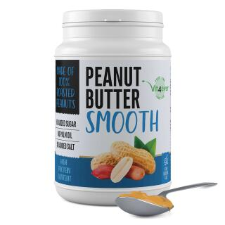 100% Erdnussbutter (SMOOTH) - Peanut Butter 1000 g