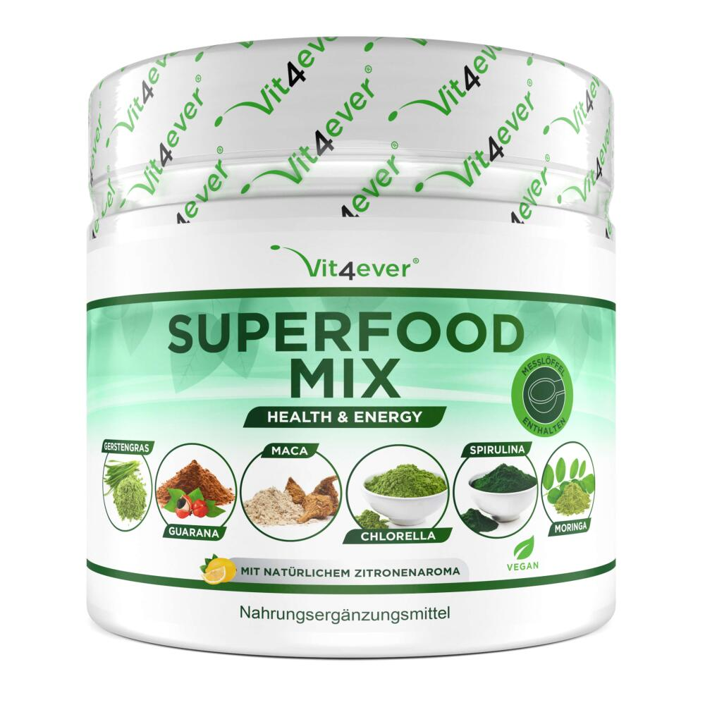 Superfood Mix - 420 g Pulver (Shake)